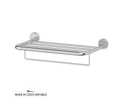 Полка для полотенец 50 см FBS (Чехия) LUX 041