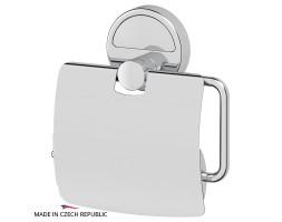 Держатель туалетной бумаги с крышкой FBS (Чехия) LUX 055