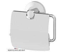 Держатель туалетной бумаги с крышкой FBS (Чехия) STA 055
