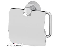 Держатель туалетной бумаги с крышкой FBS (Чехия) VIZ 055