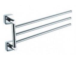 Полотенцедержатель рога тройные Fixsen (Чехия) FX-61302A-3