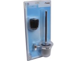Ёрш для туалета+дополнительная щетка Fixsen (Чехия) FX-61313А