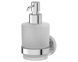 Емкость для жидкого мыла стеклянная ARTWELLE (Германия) HAR 015
