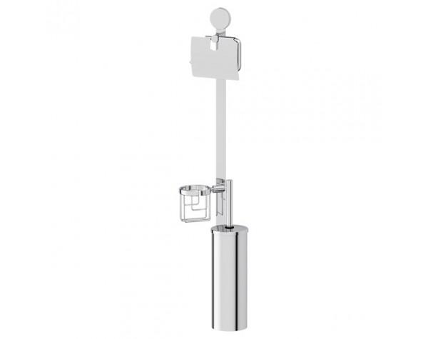Комплект для туалета с металлическим ершом ARTWELLE (Германия) HAR 055