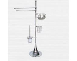 Стойка напольная для туалета Rainbowl (Турция) Aqua 0058-1/F