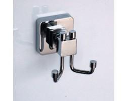 Крючок для халата двойной Rainbowl (Турция) Cube 2727-1