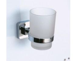 Держатель одинарный стакан Rainbowl (Турция) Cube 2784