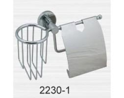 Бумагодержатель + освежитель воздуха Rainbowl (Турция) Long 2230-1