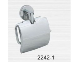 Бумагодержатель с ограничителем Rainbowl (Турция) Long 2242-1