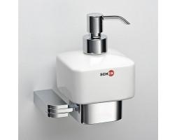 """Диспенсер керамика к стене """"куб"""" Schein (Германия) Allom 222DS-R"""