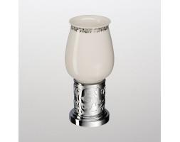Стакан керамика настольный Schein (Германия) Carving 7065013