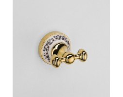 Крючок двойной Schein (Германия) Saine Gold 7053002VF