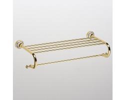 Полка для полотенца Schein (Германия) Saine Gold 7053042VF
