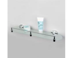 Полка стеклянная WasserKRAFT (Германия) Isen 4024