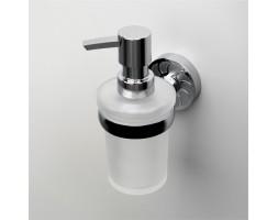 Дозатор жидкого мыла навесной WasserKRAFT (Германия) Isen 4099