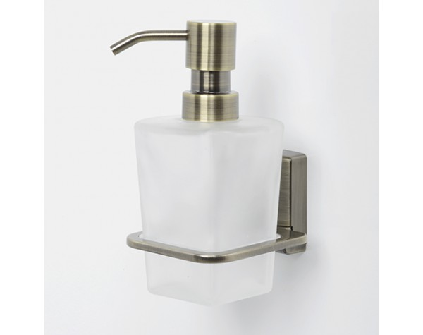 Дозатор жидкого мыла навесной WasserKRAFT (Германия) Exter 5299