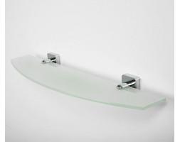 Полка стеклянная 50см WasserKRAFT Lippe 6524