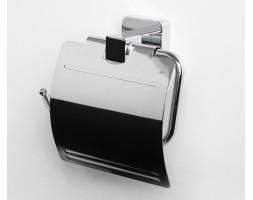 Держатель туалетной бумаги с крышкой WasserKRAFT Lippe 6525