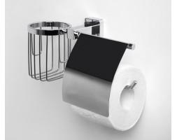 Держатель туалетной бумаги и освежителя WasserKRAFT Lippe 6559