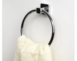 Держатель полотенец кольцо WasserKRAFT Lippe 6560