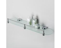 Полка стеклянная 50см WasserKRAFT (Германия) Berkel 6824