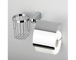 Держатель туалетной бумаги и освежителя WasserKRAFT (Германия) Berkel 6859