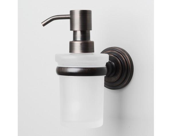Дозатор для жидкого мыла навесной WasserKRAFT (Германия) Isar 7399
