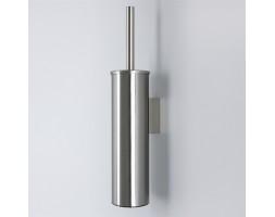 Щетка для унитаза подвесная матовый хром WasserKRAFT (Германия) 1057