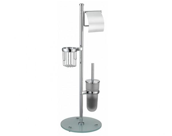 Комбинированная напольная стойка для туалета WasserKRAFT (Германия) 1256