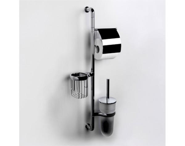 Комбинированная настенная стойка для туалета WasserKRAFT (Германия) 1438