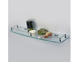 Полка стеклянная 60см WasserKRAFT (Германия) 555