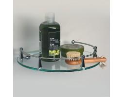 Полка стеклянная WasserKRAFT (Германия) 566