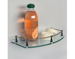 Полка стеклянная WasserKRAFT (Германия) 588