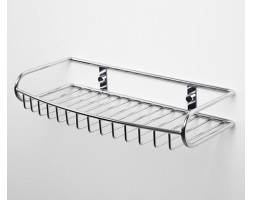 Полка металлическая прямая 30см WasserKRAFT 1411