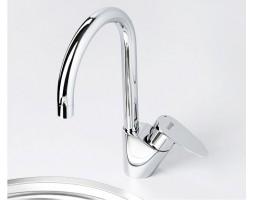 Смеситель для кухни WasserKRAFT (Германия) Leine 3507