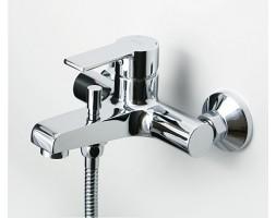 Смеситель для ванны с коротким изливом WasserKRAFT (Германия) Ammer 3701