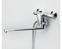 Смеситель для ванны с длинным изливом WasserKRAFT (Германия) Ammer 3702L