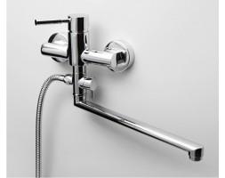Смеситель для ванны с длинным изливом WasserKRAFT (Германия) Main 4102L