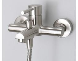 Смеситель для ванны с коротким изливом WasserKRAFT (Германия) Wern 4201