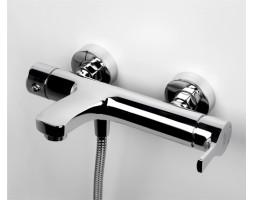 Смеситель для ванны с коротким изливом WasserKRAFT (Германия) Berkel 4801