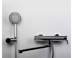 Смеситель для ванны с длинным изливом WasserKRAFT (Германия) Berkel 4802L