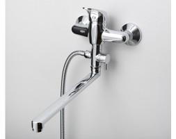 Смеситель для ванны с длинным изливом 350 мм WasserKRAFT (Германия) Oder 6302L