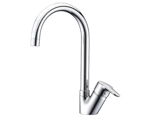 Смеситель для кухни с поворотным изливом WasserKRAFT Ruhr 24407