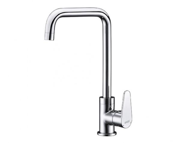 Смеситель для кухни с поворотным изливом WasserKRAFT Alz 28807