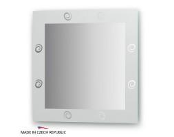 Зеркало 60х60 см FBS (Чехия) CZ 0707