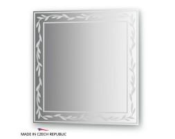Зеркало 60х60 см FBS (Чехия) CZ 0722