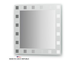 Зеркало 60х60 см FBS (Чехия) CZ 0737