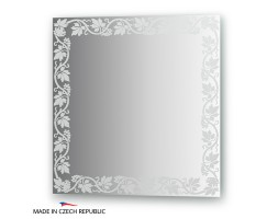 Зеркало 60х60 см FBS (Чехия) CZ 0760