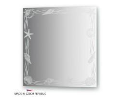 Зеркало 60х60 см FBS (Чехия) CZ 0767
